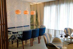 Sala de Jantar Projeto Apartamento Santa Terezinha