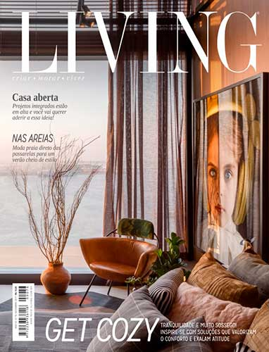 Revista Living Capa