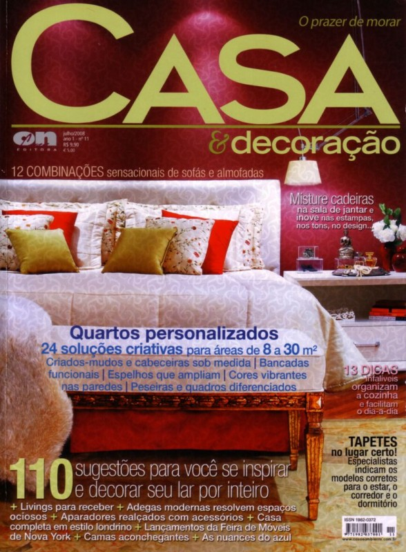 Casa & Decoração - Arquitetura e Design