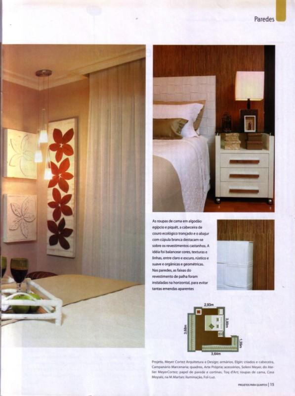 Projetos para Quartos - Arquitetura & Design