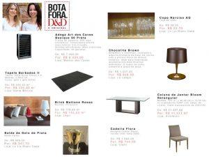 Bota Fora D&D Shopping - Arquitetura & Design