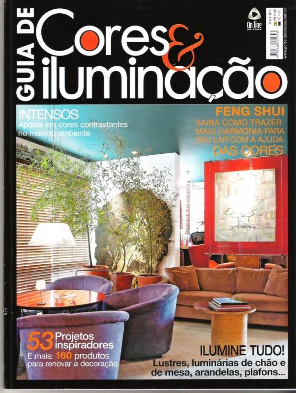 Guia de Cores & Iluminação - Arquitetura & Design