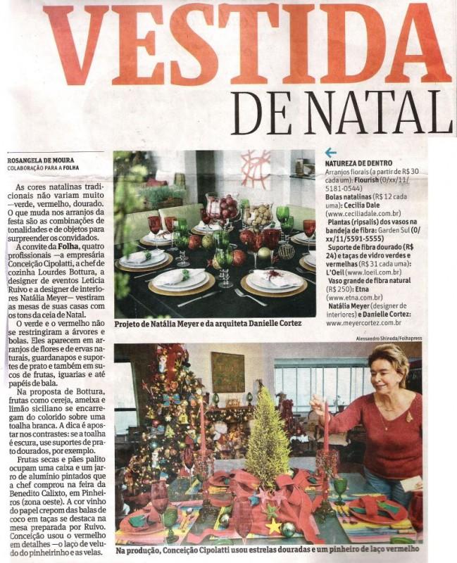 Folha de São Paulo - Arquitetura & Design