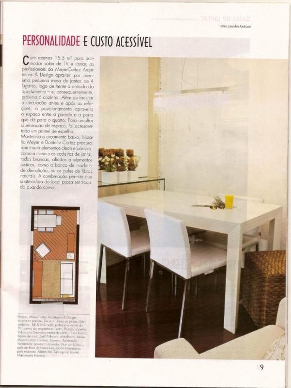 Pequenos Apartamentos - Arquitetura & Design