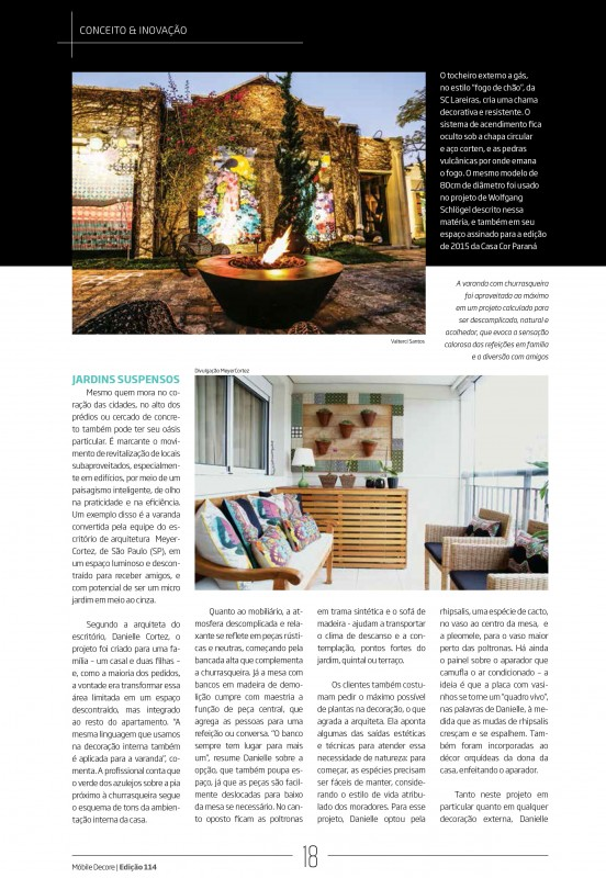 Mobile Decore - Arquitetura & Design