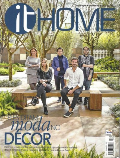 Revista It Home - Arquitetura & Design