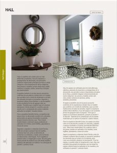 Hall - Arquitetura & Design