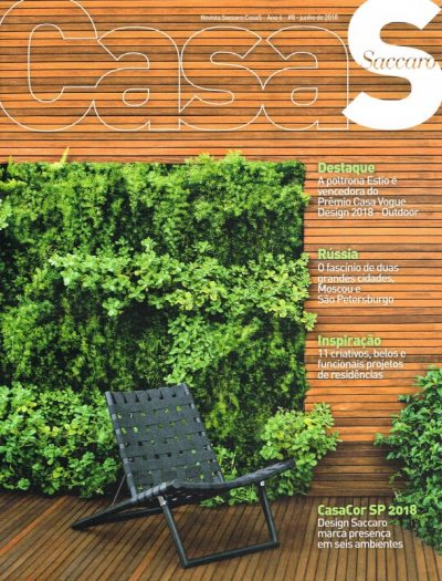 Revista Saccaro - Arquitetura & Design